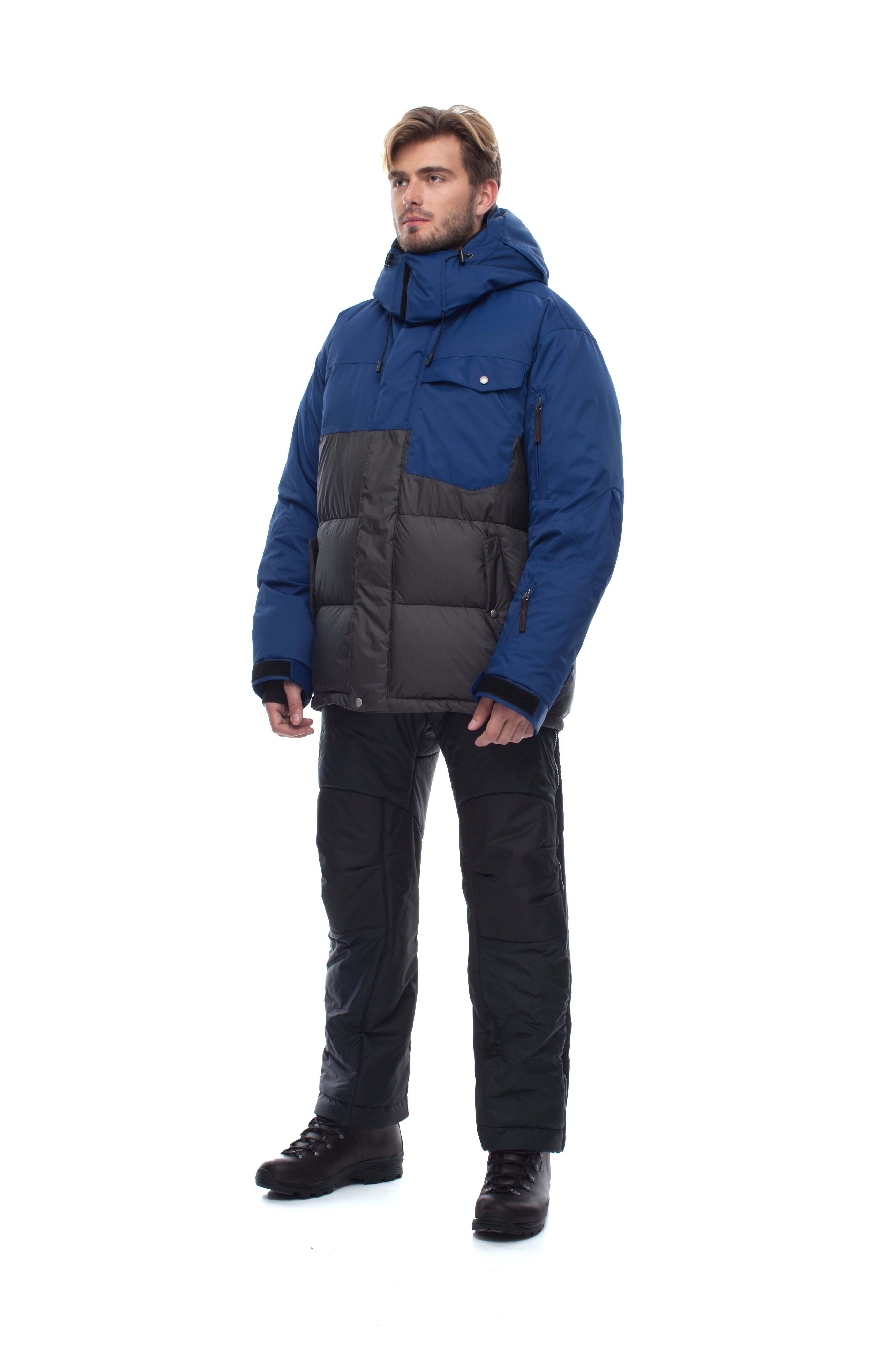 Пуховая куртка BASK NANDU 3893Куртки<br><br><br>&quot;Дышащие&quot; свойства: Да<br>Верхняя ткань: Advance® Ecliptic<br>Ветро-влагозащитные свойства верхней ткани: Да<br>Ветрозащитная планка: Нет<br>Ветрозащитная юбка: Да<br>Влагозащитные молнии: Нет<br>Внутренние манжеты: Да<br>Внутренняя ткань: Advance® Classic<br>Водонепроницаемость: 20000<br>Дублирующий центральную молнию клапан: Да<br>Защитный козырёк капюшона: Нет<br>Капюшон: Съемный<br>Карман для средств связи: Нет<br>Количество внешних карманов: 3<br>Количество внутренних карманов: 2<br>Мембрана: Да<br>Объемный крой локтевой зоны: Да<br>Отстёгивающиеся рукава: Нет<br>Паропроницаемость: 15000<br>Показатель Fill Power (для пуховых изделий): 650<br>Пол: Мужской<br>Проклейка швов: Да<br>Регулировка манжетов рукавов: Да<br>Регулировка низа: Да<br>Регулировка объёма капюшона: Да<br>Регулировка талии: Да<br>Регулируемые вентиляционные отверстия: Да<br>Световозвращающая лента: Нет<br>Температурный режим: -25<br>Технология Thermal Welding: Нет<br>Усиление контактных зон: Нет<br>Утеплитель: Гусиный пух<br>Размер INT: XXL<br>Цвет: НЕИЗВЕСТНЫЙ