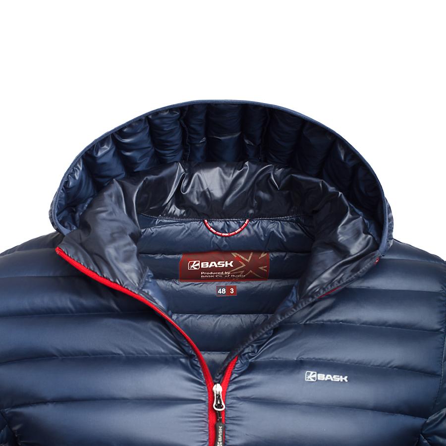 Пуховая куртка bask chamonix light mj