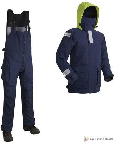 Костюм BASK OFFSHORE SUIT 3881Комбинезоны и костюмы<br>Яхтенная одежда из мембранной ткани Gelanots&amp;reg; Sea Pro.<br><br>Анатомический покрой локтевого сгиба и зоны коленей: Да<br>Верхняя ткань: Gelanots ® Sea Pro<br>Влагозащитные свойства: Да<br>Внутренние манжеты: Да<br>Водостойкость: 20000<br>Капюшон: Убирается в воротник<br>Количество карманов: 6<br>Наличие мембраны: Да<br>Отстегивающийся задний клапан: Нет<br>Пол: Унисекс<br>Регулировка манжетов рукавов: Застежки Velcro<br>Регулировка пояса: Нет<br>Регулируемые бретели: Да<br>Регулируемые вентиляционные отверстия: Да<br>Светоотражающая лента: Да<br>Снегозащитные муфты: Нет<br>Съемные защитные вкладыши: Да<br>Технология Thermal Welding: Нет<br>Тип молнии: Двухзамковая<br>Тип шва: Проклеены<br>Ткань усиления: Cordura®<br>Усиление контактных зон: Да<br>Усиление швов закрепками: Нет<br>Утеплитель: Нет<br>Размер RU: 44<br>Цвет: КРАСНЫЙ