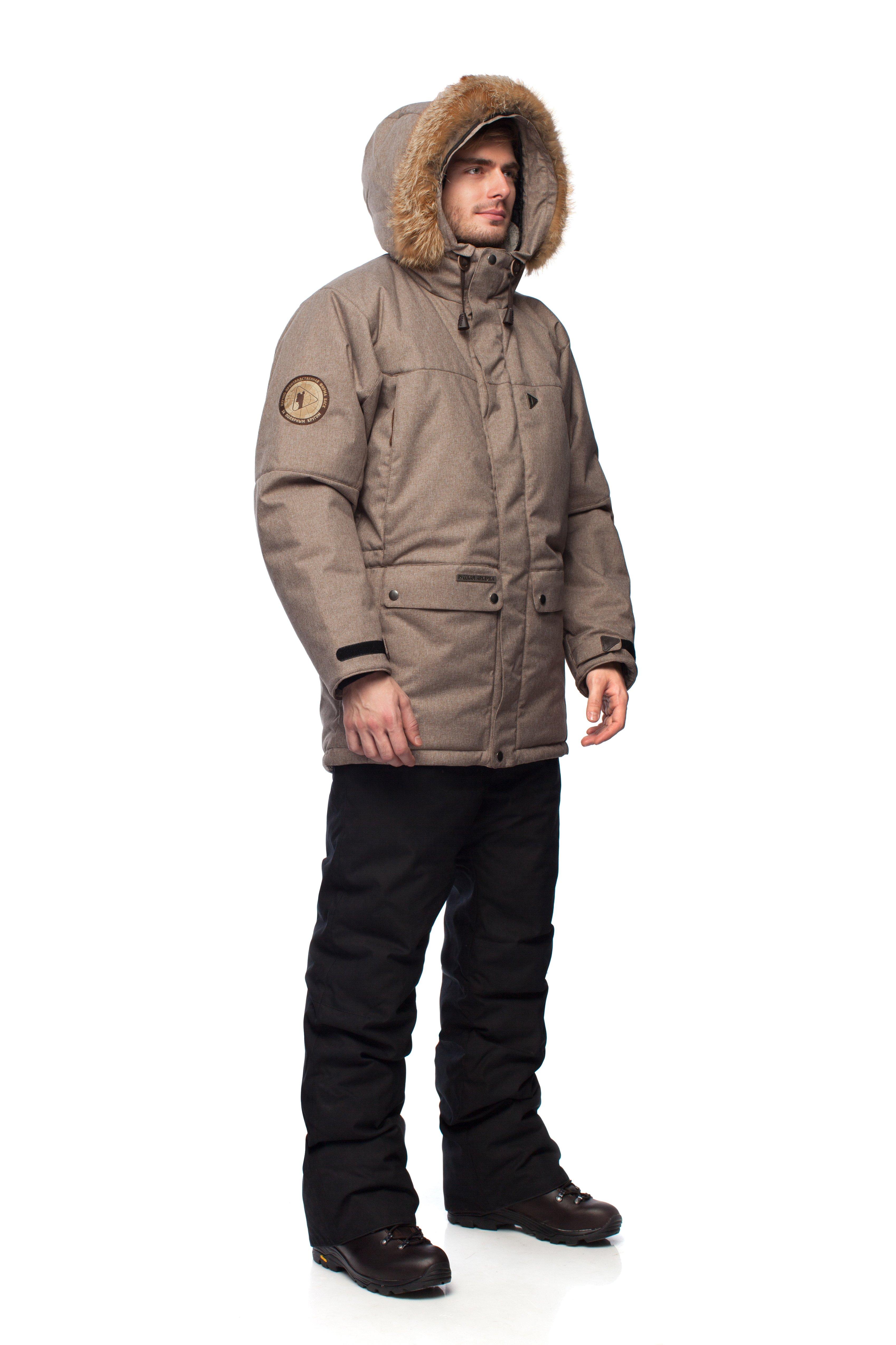 Куртка BASK SHL ARADAN 3802Удлиненная мужская зимняя куртка-парка BASK ARADAN с мембранной тканью и температурным режимом -25 &amp;deg;С.<br><br>Верхняя ткань: Advance® Alaska Soft Melange<br>Вес граммы: 1680<br>Ветро-влагозащитные свойства верхней ткани: Да<br>Ветрозащитная планка: Да<br>Ветрозащитная юбка: Нет<br>Влагозащитные молнии: Нет<br>Внутренние манжеты: Нет<br>Внутренняя ткань: Advance® Classic<br>Водонепроницаемость: 10000<br>Дублирующий центральную молнию клапан: Нет<br>Защитный козырёк капюшона: Нет<br>Капюшон: несъемный<br>Карман для средств связи: Да<br>Количество внешних карманов: 5<br>Количество внутренних карманов: 2<br>Объемный крой локтевой зоны: Да<br>Отстёгивающиеся рукава: Нет<br>Паропроницаемость: 5000<br>Пол: Мужской<br>Проклейка швов: Нет<br>Регулировка манжетов рукавов: Да<br>Регулировка низа: Да<br>Регулировка объёма капюшона: Да<br>Регулировка талии: Нет<br>Регулируемые вентиляционные отверстия: Нет<br>Световозвращающая лента: Нет<br>Температурный режим: -25<br>Технология Thermal Welding: Нет<br>Тип молнии: двухзамковая влагостойкая<br>Тип утеплителя: синтетический<br>Усиление контактных зон: Нет<br>Утеплитель: Shelter®Sport<br>Размер RU: 54<br>Цвет: СЕРЫЙ