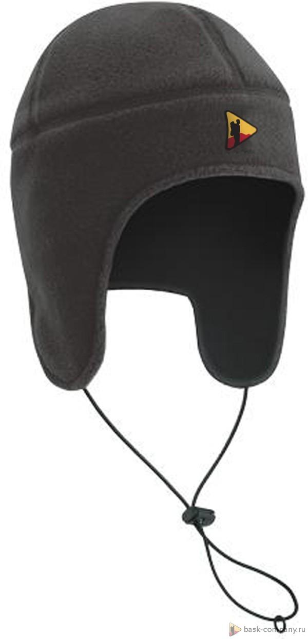 Подшлемник BASK MOUNTAIN CAP 45Головные уборы<br><br><br>Верхняя ткань: Polartec® Thermal Pro®<br>Пол: Мужской<br>Регулировка застежкой Velcro: Нет<br>Регулировка шнуром с фиксатором: Да<br>Тип швов: Плоский<br>Размер INT: XL<br>Цвет: ЧЕРНЫЙ