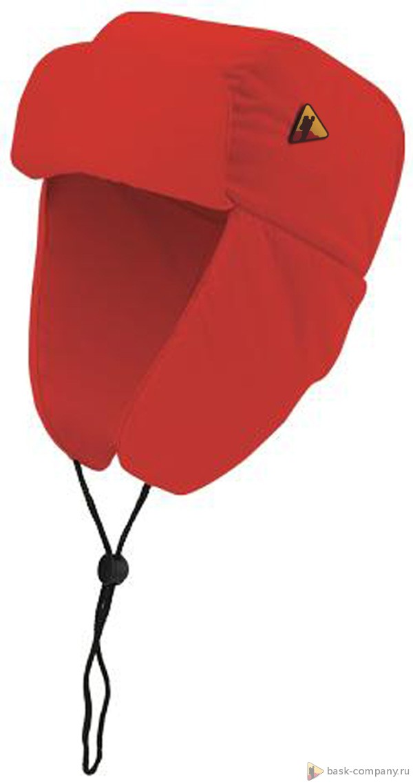 Шапка BASK DICKIE SH 917bЛёгкая шапка с ушками, утеплённая Shelter&amp;reg;Sport 150.<br><br>Верхняя ткань: Polyester Hipol<br>Внутренняя ткань: теплый трикотаж<br>Пол: Унисекс<br>Регулировка застежкой Velcro: Да<br>Регулировка шнуром с фиксатором: Нет<br>Утеплитель: Shelter®Sport 150<br>Размер INT: S<br>Цвет: КРАСНЫЙ
