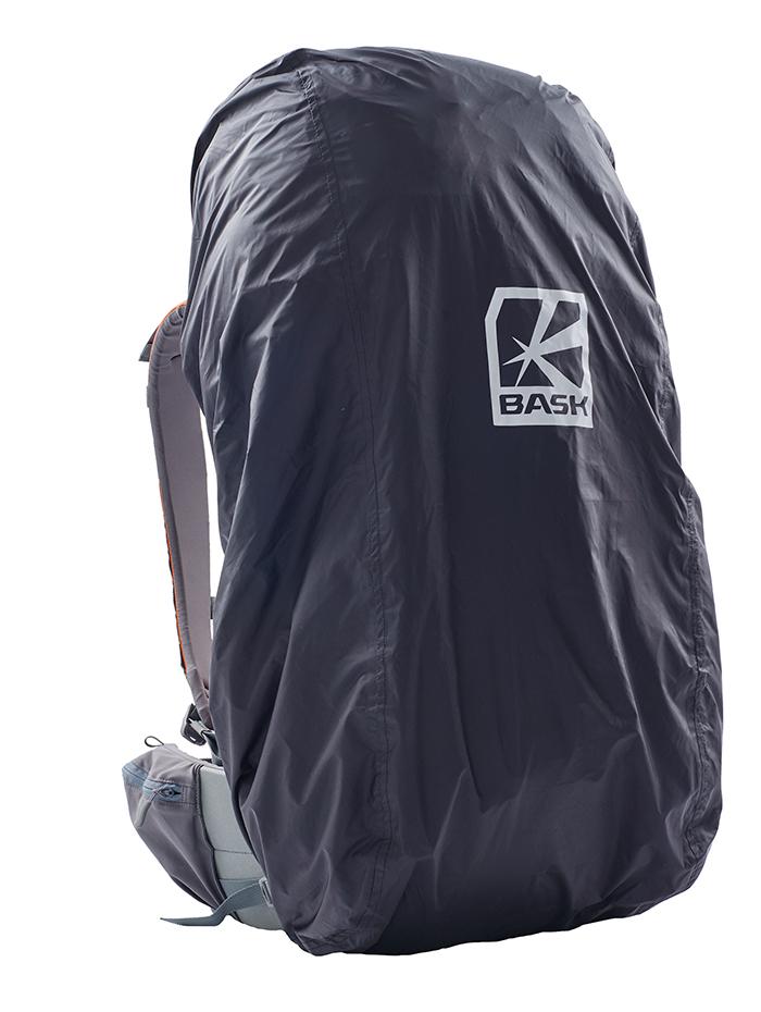 Накидка на рюкзак BASK RAINCOVER XXL 5972Разные аксессуары<br><br><br>Вес граммы: 140<br>Материал изготовления: Полиамид PU 3000<br>Пол: Унисекс<br>Цвет: ЧЕРНЫЙ