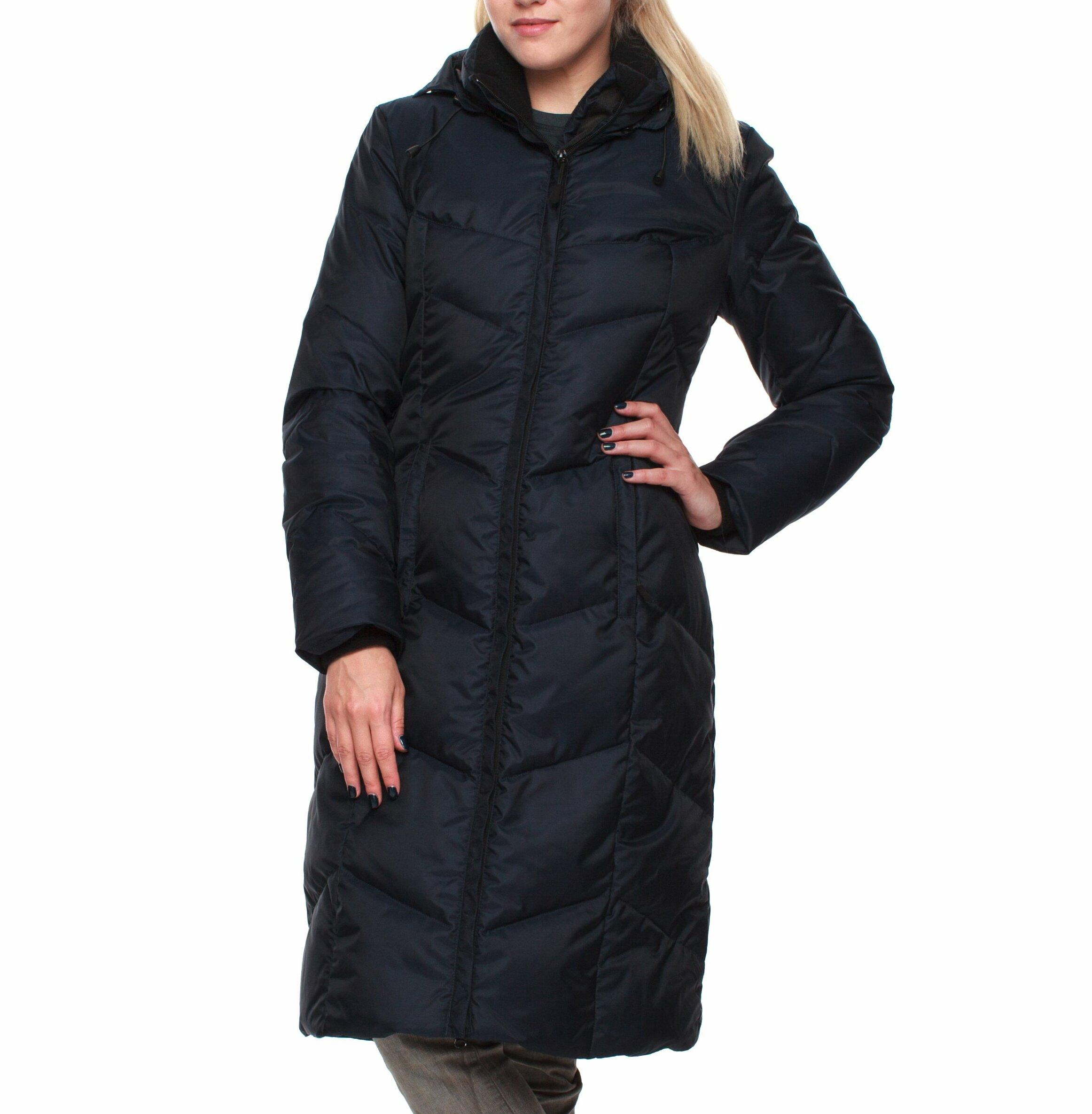 Пуховое пальто BASK ROUTE V3 фото