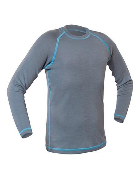 Футболка BASK MERINO WOOL KIDS U SLEEVE 1452jДетская футболка с длинным рукавом из 100% шерсти новозеландского Мериноса.<br><br>Вес изделия: 90<br>Воротник: Нет<br>Материал: 100% шерсть Мериноса фирмы Mapp<br>Молнии: Нет<br>Плотность ткани: 150<br>Пол: Дет.<br>Тип шва: плоский<br>Функциональная задняя молния: Нет<br>Размер RU: 30<br>Цвет: СЕРЫЙ