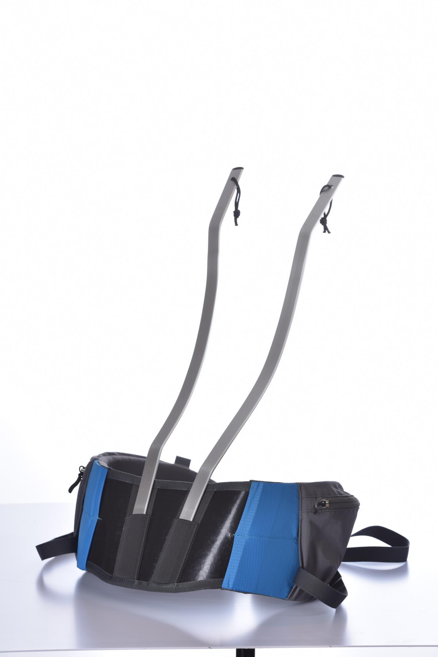БАСК Латы для рюкзаков (2шт) серии NOMAD 1500Разные аксессуары<br><br><br>Материал изготовления: Алюминиевый сплав