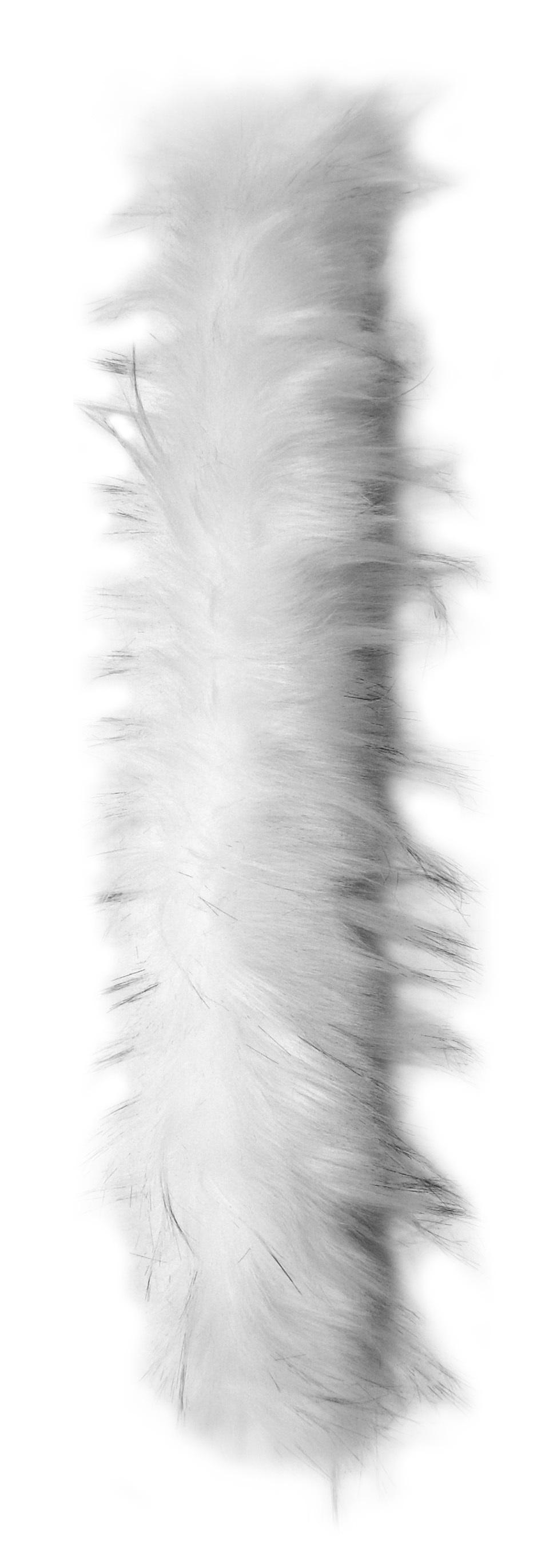 Опушка BASK Лиса арктическая искусственная 55*5 1214Разные аксессуары<br><br><br>Материал изготовления: Искусственный мех Лиса арктическая<br>Пол: Унисекс