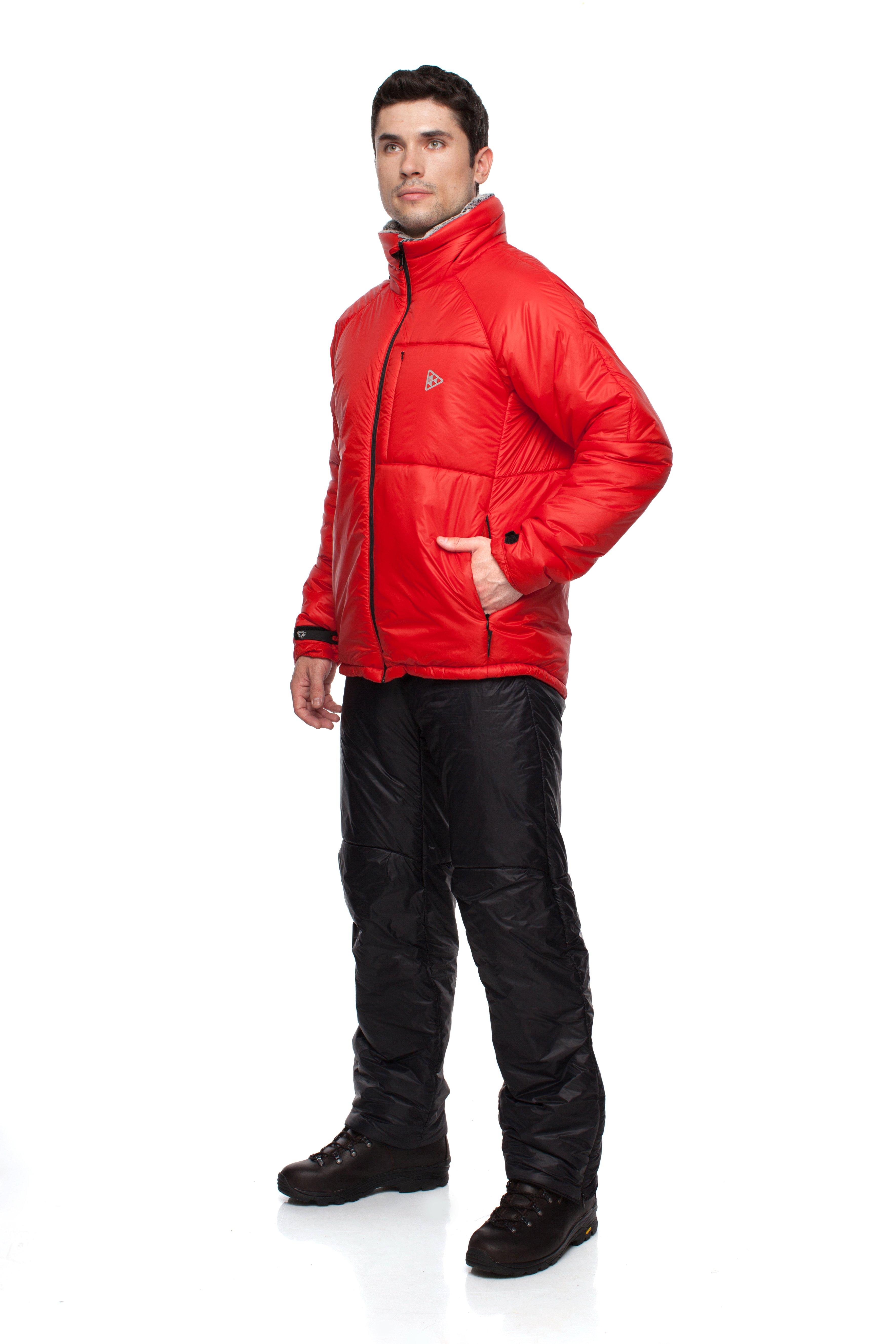 Куртка BASK ROCK V2 4240AКуртки<br><br><br>Верхняя ткань: Advance® Superior<br>Вес граммы: 640<br>Ветро-влагозащитные свойства верхней ткани: Да<br>Ветрозащитная планка: Да<br>Ветрозащитная юбка: Нет<br>Влагозащитные молнии: Нет<br>Внутренние манжеты: Нет<br>Внутренняя ткань: Advance® Superior<br>Водонепроницаемость: 5000<br>Дублирующий центральную молнию клапан: Нет<br>Защитный козырёк капюшона: Нет<br>Капюшон: Убирается в воротник<br>Карман для средств связи: Нет<br>Количество внешних карманов: 3<br>Количество внутренних карманов: 2<br>Мембрана: Нет<br>Объемный крой локтевой зоны: Да<br>Отстёгивающиеся рукава: Нет<br>Паропроницаемость: 5000<br>Пол: Унисекс<br>Проклейка швов: Нет<br>Регулировка манжетов рукавов: Да<br>Регулировка низа: Да<br>Регулировка объёма капюшона: Нет<br>Регулировка талии: Нет<br>Регулируемые вентиляционные отверстия: Нет<br>Световозвращающая лента: Нет<br>Температурный режим: -15<br>Технология Thermal Welding: Нет<br>Технология швов: Простые<br>Тип молнии: Двухзамковая влагостойкая<br>Тип утеплителя: Синтетический<br>Усиление контактных зон: Нет<br>Утеплитель: Primaloft® Sport 100г/м2<br>Размер INT: L<br>Цвет: КРАСНЫЙ
