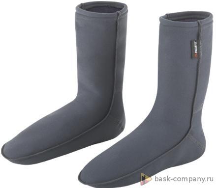 Носки BASK PSS-SOCKS 1574cПрактичные носки из ткани Polartec&amp;reg; Power Stretch. Имеют явное преимущество в сравнении с шерстяными, по ряду эксплуатационных качеств.<br><br>Внутренняя ткань: нет<br>Материал: Polartec® Power Stretch®<br>Пол: Унисекс<br>Усиление: нет<br>Утеплитель: нет<br>Размер INT: XL<br>Цвет: ЧЕРНЫЙ