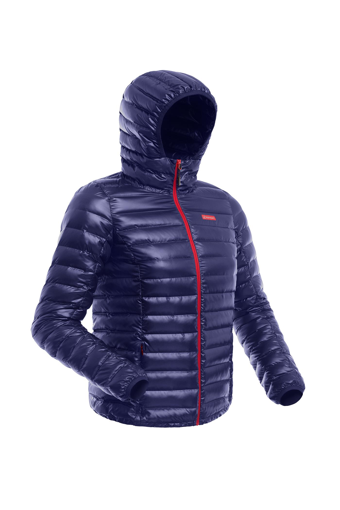 Пуховая куртка BASK CHAMONIX LIGHT LJ 3680Куртки<br>Очень легкий универсальный женский пуховик из тонкой, но прочной ткани.<br><br>Верхняя ткань: Advance® Superior<br>Вес граммы: 350<br>Вес утеплителя: 120<br>Ветро-влагозащитные свойства верхней ткани: Да<br>Ветрозащитная планка: Да<br>Ветрозащитная юбка: Нет<br>Влагозащитные молнии: Нет<br>Внутренние манжеты: Нет<br>Внутренняя ткань: Advance® Superior<br>Дублирующий центральную молнию клапан: Нет<br>Защитный козырёк капюшона: Нет<br>Капюшон: Несъемный<br>Карман для средств связи: Нет<br>Количество внешних карманов: 2<br>Количество внутренних карманов: 1<br>Мембрана: Нет<br>Объемный крой локтевой зоны: Нет<br>Отстёгивающиеся рукава: Нет<br>Показатель Fill Power (для пуховых изделий): 800<br>Проклейка швов: Нет<br>Регулировка манжетов рукавов: Нет<br>Регулировка низа: Да<br>Регулировка объёма капюшона: Да<br>Регулировка талии: Нет<br>Регулируемые вентиляционные отверстия: Нет<br>Световозвращающая лента: Нет<br>Температурный режим: -10<br>Технология Thermal Welding: Нет<br>Технология швов: Простые<br>Тип молнии: Однозамковая<br>Тип утеплителя: Натуральный<br>Ткань усиления: нет<br>Усиление контактных зон: Нет<br>Утеплитель: Гусиный пух<br>Размер RU: 42<br>Цвет: КРАСНЫЙ
