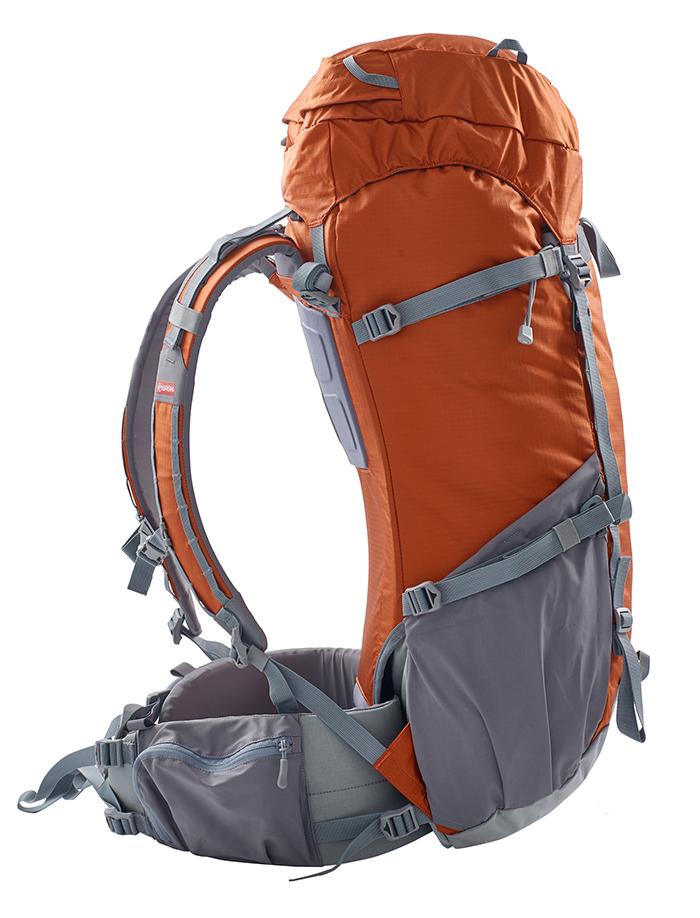 Рюкзак БАСК NOMAD 60 XL 1467AРюкзаки<br>Туристический рюкзак с высокой несущей способностью объемом 60 л. Размер спины и пояса XL.<br><br>Анатомическая конструкция спины и ремней: Да<br>Боковые входы: Нет<br>Вентиляция спины: Нет<br>Вес граммы: 1800<br>Вес съёмного клапана: 175<br>Внутренние карманы: Нет<br>Внутренняя перегородка: Нет<br>Возможность крепления сноуборда/скейтборда/лыж: Нет<br>Грудной фиксатор: Да<br>Карман для гидратора: Нет<br>Карман для средств связи: Нет<br>Карманы на поясе: Да<br>Клапан: Съемный<br>Минимальный вес: 1070<br>Назначение: Альпинизм, туризм, треккинг<br>Накидка от дождя: Нет<br>Наружная навеска: Возможность навески дополнительного снаряжения снизу и по бокам<br>Наружные карманы: Да<br>Нижний вход: Нет<br>Объем л.: 60<br>Пол: Унисекс<br>Регулировка объема: Да<br>Регулировка угла наклона пояса: Да<br>Светоотражающий кант: Да<br>Система подвески: Система подвески регулируется<br>Ткань: 210D Robic® Double Rip UTS<br>Усиление: 330 D Robic® Kodra UTS<br>Усиление дна: Да<br>Фурнитура: W.J., Duraflex, YKK®<br>Цвет: ОРАНЖЕВЫЙ
