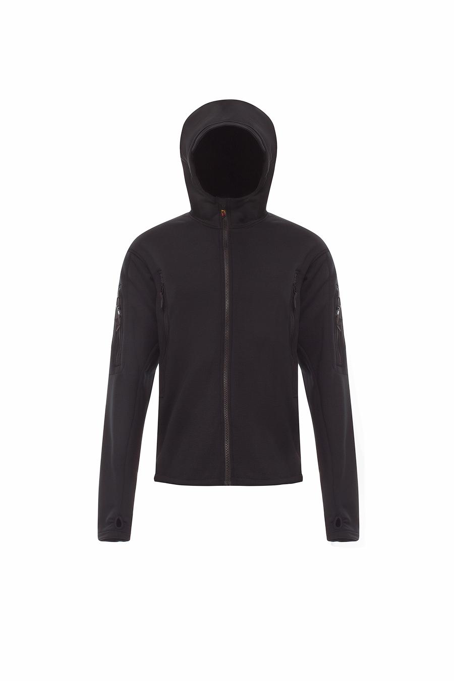 Куртка BASK EXPERT 4955Флисовые куртки<br>Мужская куртка анатомического кроя из ткани Polartec&amp;reg; Wind Pro&amp;reg;. Предназначена для всесезонного использования. Зимой - в качестве утепляющего слоя, а в остальное время года - как самостоятельная куртка.<br><br>Боковые карманы: 2<br>Вес граммы: 710<br>Ветрозащитная планка: Нет<br>Внутренние карманы: 2<br>Материал: Polartec® Wind Pro®<br>Нагрудные карманы: Нет<br>Пол: Мужской<br>Регулировка вентиляции: Нет<br>Регулировка низа: Да<br>Регулируемые вентиляционные отверстия: Нет<br>Тип молнии: Однозамковая<br>Усиление контактных зон: Нет<br>Размер INT: XXL<br>Цвет: ЧЕРНЫЙ