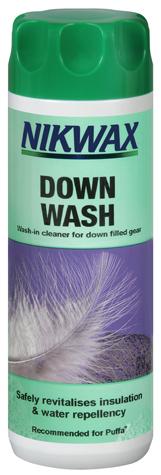 Средство для стирки Nikwax Down Wash 300 ml N19100