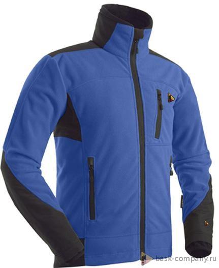 Куртка BASK KONDOR V3 4014BФлисовые куртки<br><br><br>Боковые карманы: 2<br>Вес граммы: 690<br>Ветрозащитная планка: Да<br>Внутренние карманы: 1<br>Материал: Polartec® Windbloc®<br>Материал усиления: Nylon Tactel ®<br>Нагрудные карманы: 1<br>Пол: Мужской<br>Регулировка вентиляции: Нет<br>Регулировка низа: Да<br>Регулируемые вентиляционные отверстия: Нет<br>Тип молнии: Двухзамковая<br>Усиление контактных зон: Да<br>Размер INT: S<br>Цвет: СИНИЙ