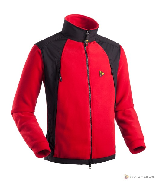 Куртка BASK GULFSTREAM V2 2041BФлисовые куртки<br><br><br>Боковые карманы: 2<br>Вес граммы: 743<br>Ветрозащитная планка: Да<br>Внутренние карманы: 1<br>Материал: Polartec® Thermal Pro®<br>Материал усиления: Nylon Tactel ®<br>Нагрудные карманы: Нет<br>Пол: Мужской<br>Регулировка вентиляции: Да<br>Регулировка низа: Да<br>Регулируемые вентиляционные отверстия: Да<br>Тип молнии: Двухзамковая<br>Усиление контактных зон: Да<br>Размер INT: XXL<br>Цвет: ЧЕРНЫЙ