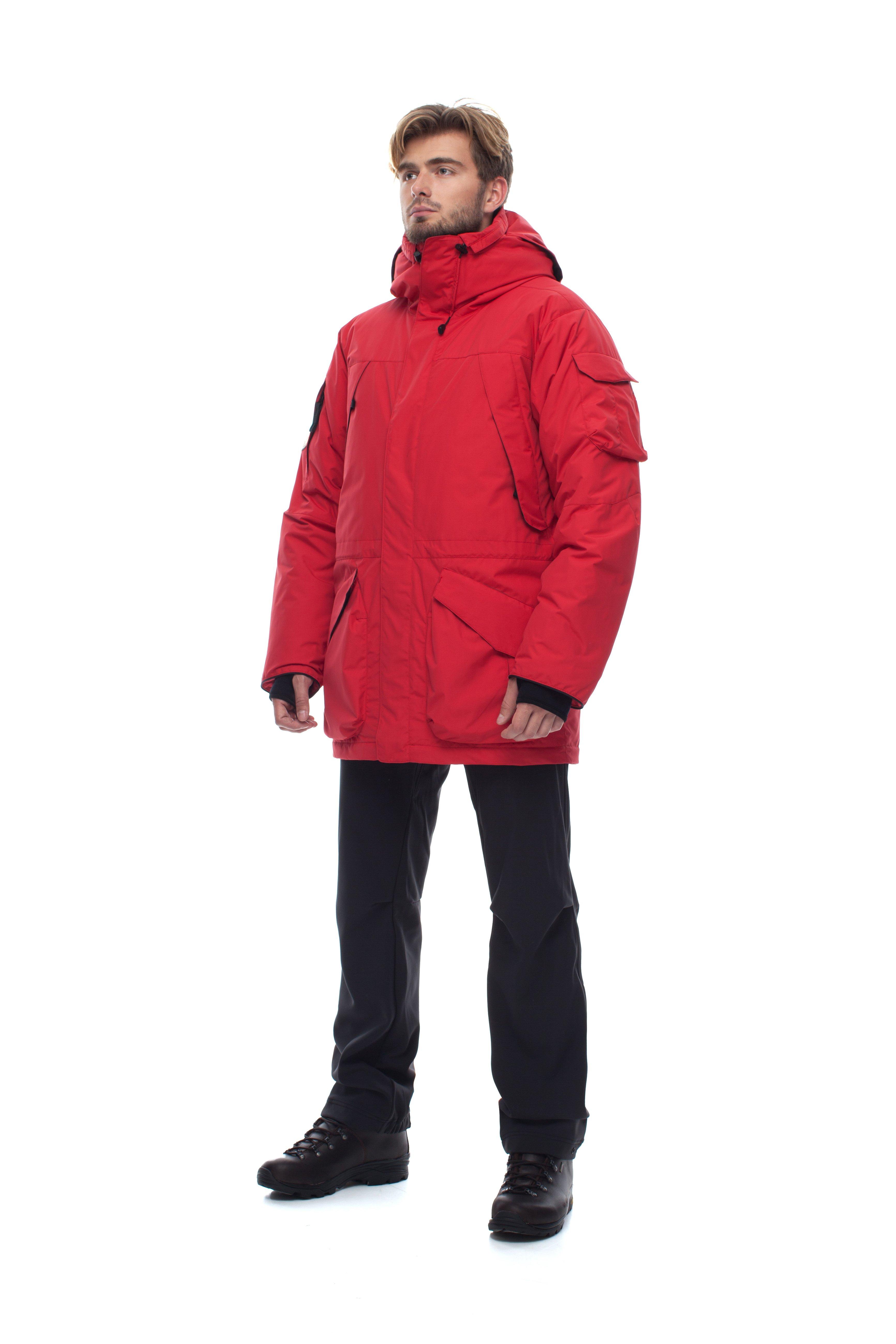Пуховая куртка BASK ALASKA V2 5192aТёплая, но легкая зимняя пуховая куртка-аляска для суровой зимы.<br><br>Верхняя ткань: Nylon Supplex<br>Вес граммы: 1960<br>Вес утеплителя: 470<br>Ветро-влагозащитные свойства верхней ткани: Нет<br>Ветрозащитная планка: Да<br>Ветрозащитная юбка: Да<br>Влагозащитные молнии: Нет<br>Внутренние манжеты: Да<br>Внутренняя ткань: Advance® Classic<br>Водонепроницаемость: 3000<br>Дублирующий центральную молнию клапан: Да<br>Защитный козырёк капюшона: Нет<br>Капюшон: несъемный<br>Карман для средств связи: Нет<br>Количество внешних карманов: 6<br>Количество внутренних карманов: 4<br>Мембрана: Nylon Supplex®<br>Объемный крой локтевой зоны: Да<br>Отстёгивающиеся рукава: Нет<br>Паропроницаемость: 3000<br>Показатель Fill Power (для пуховых изделий): 670<br>Пол: Муж.<br>Проклейка швов: Нет<br>Регулировка манжетов рукавов: Нет<br>Регулировка низа: Да<br>Регулировка объёма капюшона: Да<br>Регулировка талии: Да<br>Регулируемые вентиляционные отверстия: Нет<br>Световозвращающая лента: Нет<br>Температурный режим: -30<br>Технология Thermal Welding: Нет<br>Технология швов: простые<br>Тип молнии: двухзамковая<br>Тип утеплителя: натуральный<br>Ткань усиления: нет<br>Усиление контактных зон: Нет<br>Утеплитель: гусиный пух<br>Размер RU: 50<br>Цвет: КОРИЧНЕВЫЙ