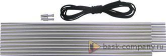 Набор стоек каркаса палатки BASK DAC 9.5 3610Набор стоек для палатки. DAC Pressfit®<br><br>Вес граммы: 286<br>Материал изготовления: алюминиевый сплав  7001-Т6 фирмы DAC<br>Размеры: общая длина в сборе - 4 м