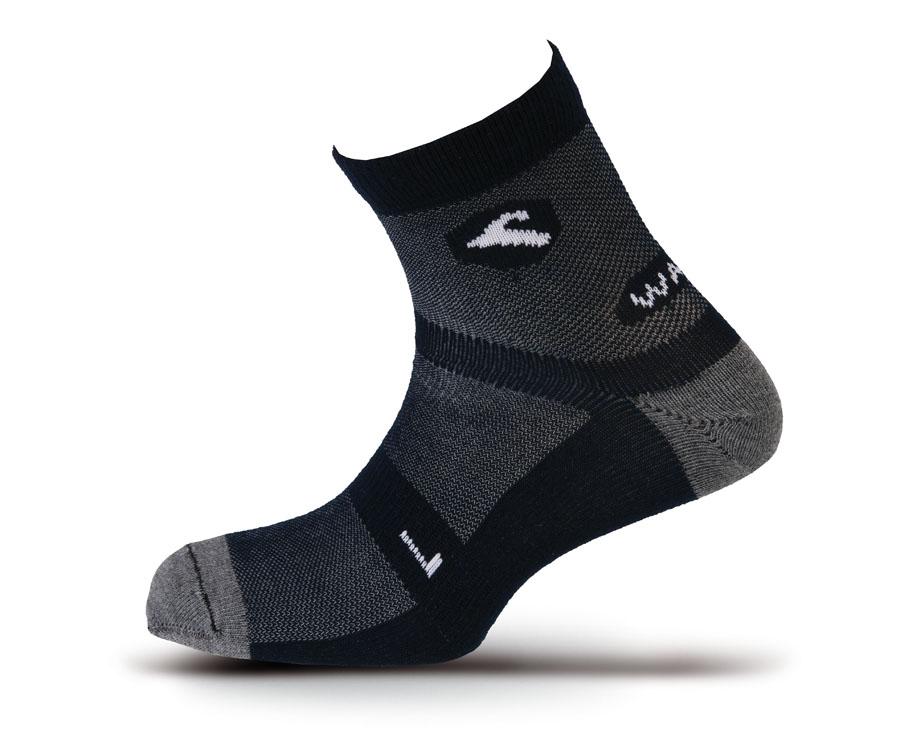 Носки Boreal WALK LITE COOLMAX B658Легкие и тонкие носки для занятий спортом в теплую погоду.<br><br>Материал: 85% Coolmax; 12% Polyamide; 3% Elastane<br>Пол: Унисекс