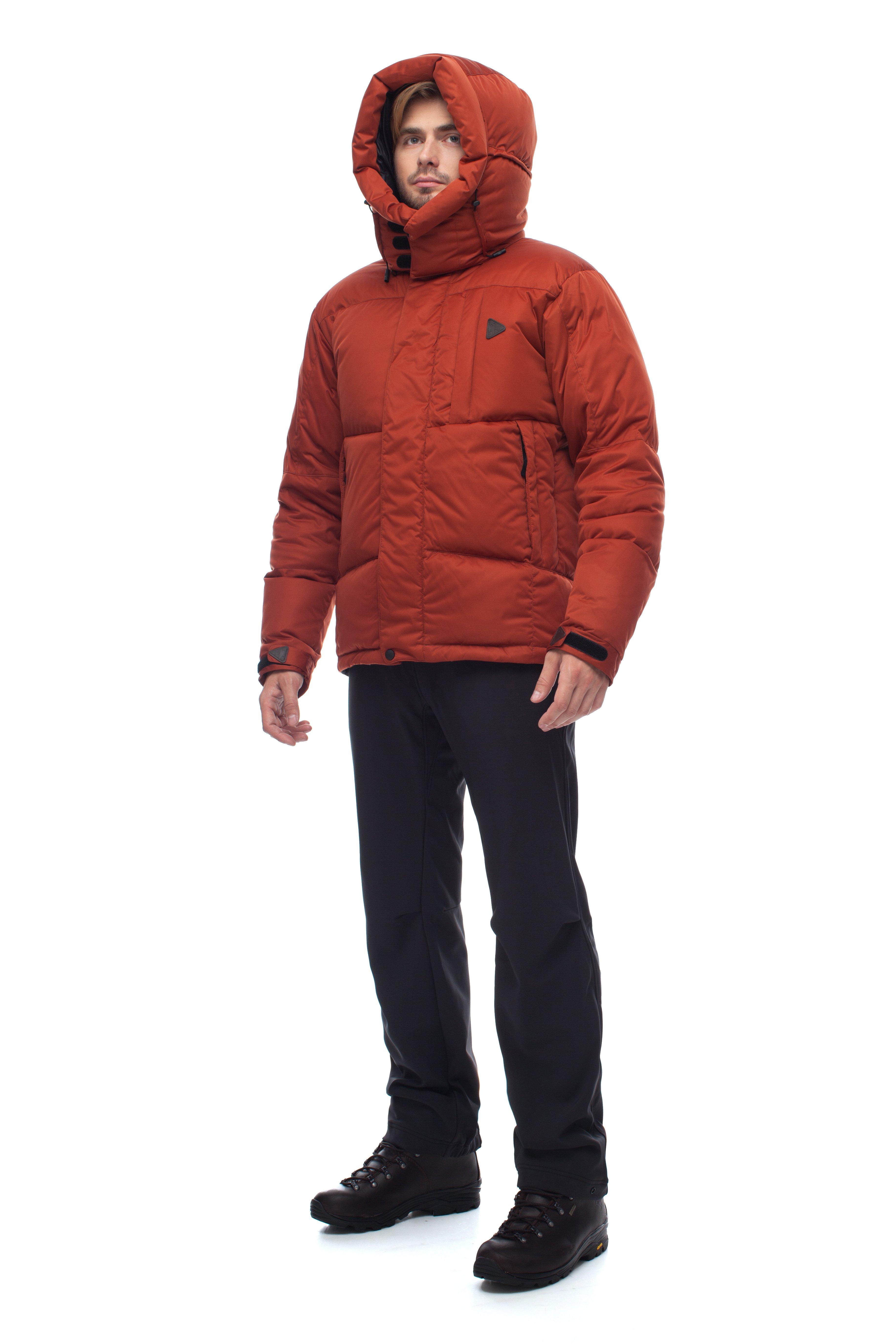 Пуховая куртка bask avalanche