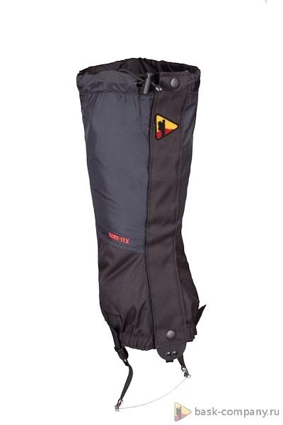 Гамаши BASK ANNAPURNA 5969Носки и бахилы<br>Гамаши для альпинизма из мембранной ткани с усилениями из Cordura.<br><br>Материал: Gelanots®<br>Пол: Унисекс<br>Усиление: Cordura