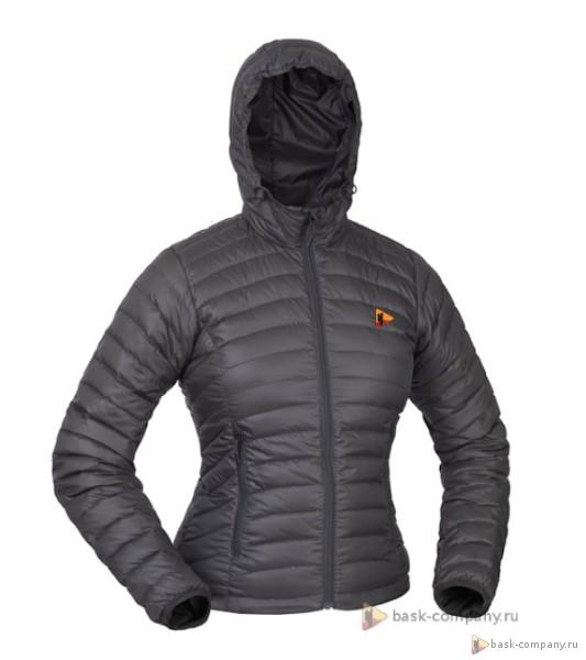 Пуховая куртка BASK CHAMONIX LIGHT LJ 3680Куртки<br><br><br>Верхняя ткань: Advance® Superior<br>Вес граммы: 350<br>Вес утеплителя: 120<br>Ветро-влагозащитные свойства верхней ткани: Да<br>Ветрозащитная планка: Да<br>Ветрозащитная юбка: Нет<br>Влагозащитные молнии: Нет<br>Внутренние манжеты: Нет<br>Внутренняя ткань: Advance® Superior<br>Дублирующий центральную молнию клапан: Нет<br>Защитный козырёк капюшона: Нет<br>Капюшон: Несъемный<br>Карман для средств связи: Нет<br>Количество внешних карманов: 2<br>Количество внутренних карманов: 1<br>Мембрана: Нет<br>Объемный крой локтевой зоны: Нет<br>Отстёгивающиеся рукава: Нет<br>Показатель Fill Power (для пуховых изделий): 800<br>Пол: Женский<br>Проклейка швов: Нет<br>Регулировка манжетов рукавов: Нет<br>Регулировка низа: Да<br>Регулировка объёма капюшона: Да<br>Регулировка талии: Нет<br>Регулируемые вентиляционные отверстия: Нет<br>Световозвращающая лента: Нет<br>Температурный режим: -10<br>Технология Thermal Welding: Нет<br>Технология швов: Простые<br>Тип молнии: Однозамковая<br>Тип утеплителя: Натуральный<br>Ткань усиления: нет<br>Усиление контактных зон: Нет<br>Утеплитель: Гусиный пух<br>Размер RU: 46<br>Цвет: ЧЕРНЫЙ
