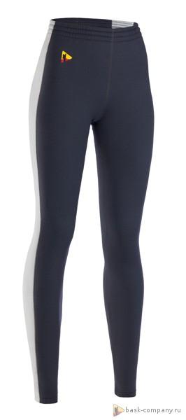 Кальсоны BASK T-SKIN LADY PNT 3604Женские брюки из Polartec&amp;reg; Power Stretch&amp;reg; Pro<br><br>Вес изделия: 235<br>Материал: Polartec® Power Stretch® Pro<br>Молнии: Нет<br>Плотность ткани: 241<br>Пол: Жен.<br>Тип шва: плоский<br>Функциональная задняя молния: Нет<br>Размер INT: M<br>Цвет: СЕРЫЙ