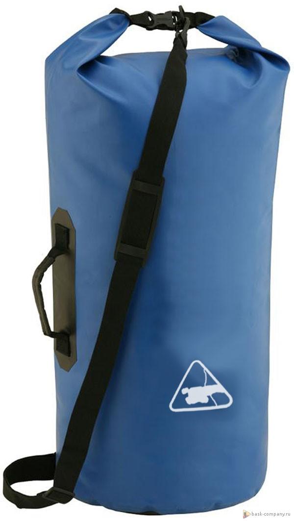 Гермомешок BASK WP 80 V2 5444aГерметичный мешок для защиты снаряжения, одежды и технических средств.<br><br>Вес граммы: 1160<br>Материал изготовления: PVC+Nylon<br>Объем: 80<br>Размеры: 92 х 37 (длина х диаметр)<br>Способ герметизации: замок-скрутка<br>Цвет: СИНИЙ