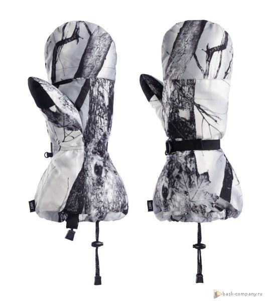 Рукавицы HRT INDIA V2 h1157aУдлинённые пуховые рукавицы для сложных погодных условий. Отличный выбор для охотников и рыбаков.<br><br>Верхняя ткань: Resist® Alowa<br>Внутренняя ткань: Nylon<br>Карабин для пристегивания к одежде: Да<br>Лицензионная расцветка: Realtree®, King Camo®<br>Откидной клапан: Да<br>Регулировка шнуром с фиксатором: Да<br>Световозвращающий кант: Нет<br>Усиление рабочей поверхности: Нет<br>Утеплитель: гусиный пух FP 650<br>Фиксация запястья: Нет<br>Размер INT: M<br>Цвет: РАЗНОЦВЕТНЫЙ