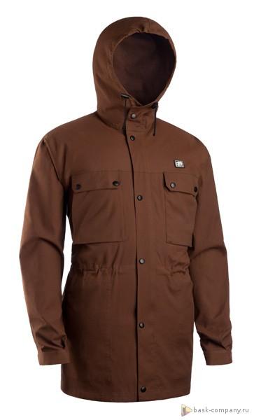 Куртка HRT FOREST BRIST JKT H2001Куртки<br><br><br>Верхняя ткань: Bristex (Хлопок 55%, Полиэстр 45%)<br>Вес граммы: 820<br>Ветро-влагозащитные свойства верхней ткани: Да<br>Ветрозащитная планка: Да<br>Ветрозащитная юбка: Нет<br>Влагозащитные молнии: Нет<br>Внутренние манжеты: Нет<br>Дублирующий центральную молнию клапан: Да<br>Защитный козырёк капюшона: Да<br>Капюшон: Несъемный<br>Карман для средств связи: Нет<br>Количество внешних карманов: 4<br>Количество внутренних карманов: 1<br>Мембрана: Нет<br>Объемный крой локтевой зоны: Нет<br>Отстёгивающиеся рукава: Нет<br>Пол: Унисекс<br>Проклейка швов: Нет<br>Размеры: S - XXL<br>Регулировка манжетов рукавов: Нет<br>Регулировка низа: Нет<br>Регулировка объёма капюшона: Да<br>Регулировка талии: Да<br>Регулируемые вентиляционные отверстия: Нет<br>Световозвращающая лента: Нет<br>Технология Thermal Welding: Нет<br>Технология швов: Простые<br>Тип молнии: Однозамковая<br>Ткань усиления: нет<br>Усиление контактных зон: Нет<br>Размер INT: L<br>Цвет: ХАКИ