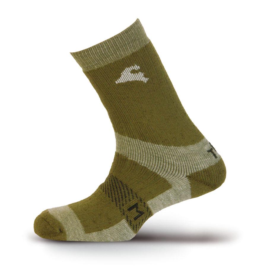 Носки Boreal TREK MERINO GREEN B666Носки для треккинга, охоты, рыбалки. Благодаря высокому содержанию шерсти мериноса носки очень хорошо сохраняют тепло.<br><br>Материал: 70% Wool; 25% Polyamide; 5% Elastane<br>Пол: Унисекс