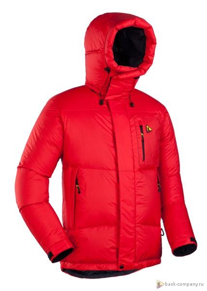 Пуховая куртка BASK HEAVEN V3 3776Лёгкий и тёплый, зимняя мужской пуховая куртка для экспедиций и города.&amp;nbsp;<br><br>Верхняя ткань: Advance® Ecliptic<br>Вес граммы: 870<br>Вес утеплителя: 280<br>Ветро-влагозащитные свойства верхней ткани: Нет<br>Ветрозащитная планка: Да<br>Ветрозащитная юбка: Нет<br>Влагозащитные молнии: Нет<br>Внутренние манжеты: Нет<br>Внутренняя ткань: Advance® Classic<br>Водонепроницаемость: 1000<br>Дублирующий центральную молнию клапан: Да<br>Защитный козырёк капюшона: Нет<br>Капюшон: съемный<br>Карман для средств связи: Да<br>Количество внешних карманов: 3<br>Количество внутренних карманов: 2<br>Коллекция: OUTDOOR SPIRIT ADVENTURE TEAM<br>Мембрана: Advance MPC<br>Объемный крой локтевой зоны: Нет<br>Отстёгивающиеся рукава: Нет<br>Паропроницаемость: 7000<br>Показатель Fill Power (для пуховых изделий): 670<br>Пол: Муж.<br>Проклейка швов: Нет<br>Регулировка манжетов рукавов: Да<br>Регулировка низа: Да<br>Регулировка объёма капюшона: Да<br>Регулировка талии: Нет<br>Регулируемые вентиляционные отверстия: Нет<br>Световозвращающая лента: Нет<br>Температурный режим: -15<br>Технология Thermal Welding: Нет<br>Технология швов: простые<br>Тип молнии: двухзамковая<br>Тип утеплителя: натуральный<br>Ткань усиления: нет<br>Усиление контактных зон: Да<br>Утеплитель: гусиный пух<br>Размер RU: 52<br>Цвет: СЕРЫЙ