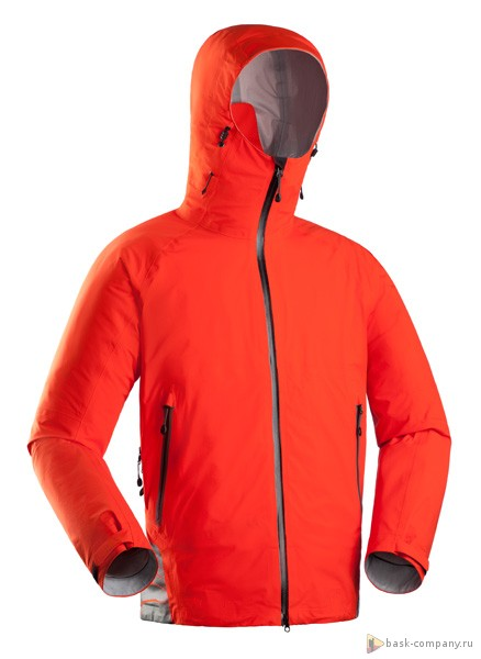 Штормовая куртка BASK GRAPHITE NEOSHELL EXTREME 3534a