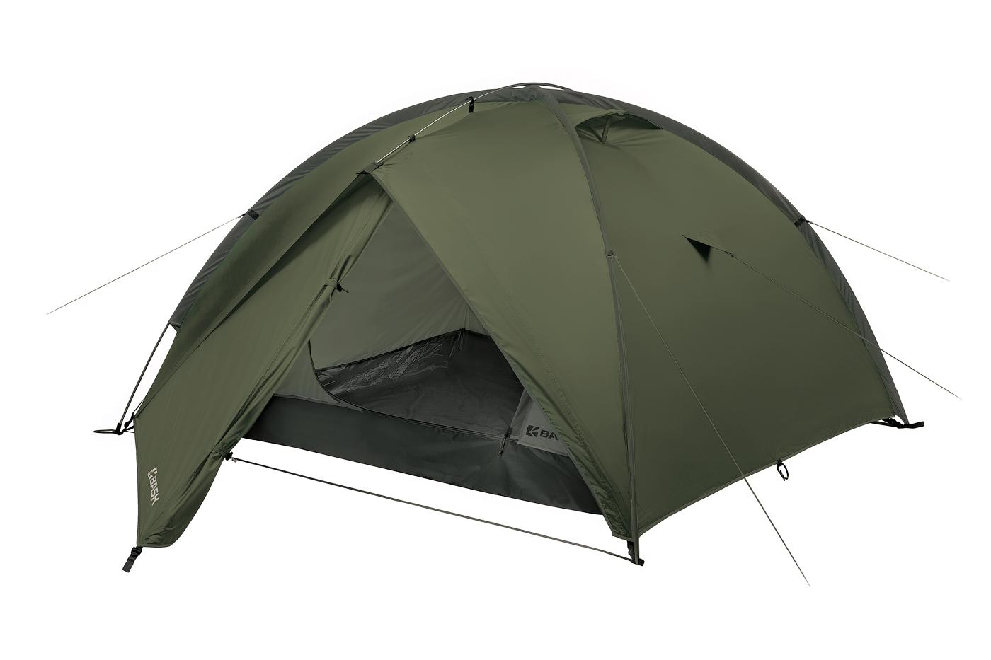 Палатка BASK BONZER 4 фото
