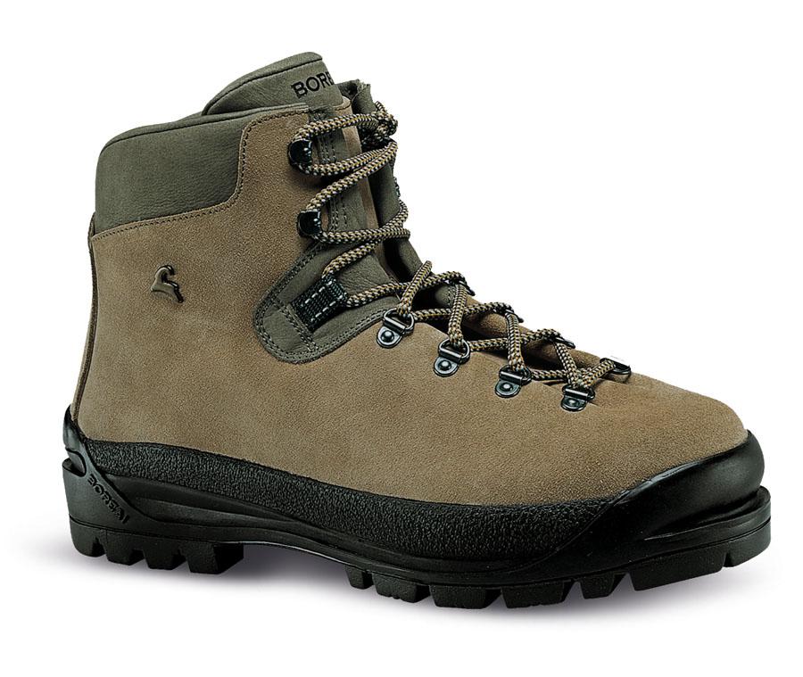 Ботинки Boreal BULNES b45600Ботинки альпинистские подкошечные.<br><br>Вентиляция стельки: Да<br>Вес пары размера 7 UK: 1756<br>Материал верха: Split Leather 2,6 мм<br>Мембрана: Sympatex<br>Подошва: Boreal Mount FDS-3<br>Пол: Унисекс<br>Промежуточная подошва: тройная<br>Рант для крепления &quot;кошек&quot;: Да<br>Режим эксплуатации: Рассчитаны на интенсивную эксплуатацию с ранней весны до поздней осени.<br>Система виброгашения: Да<br>Система отвода влаги: Boreal Dry Line<br>Утеплитель: неприменимо<br>Цельнокроеный верх: Да