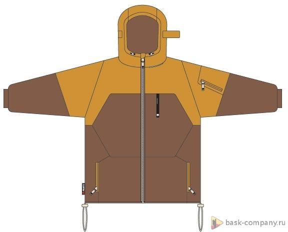 Флисовые куртки LMA, REBEL MJ V2.0