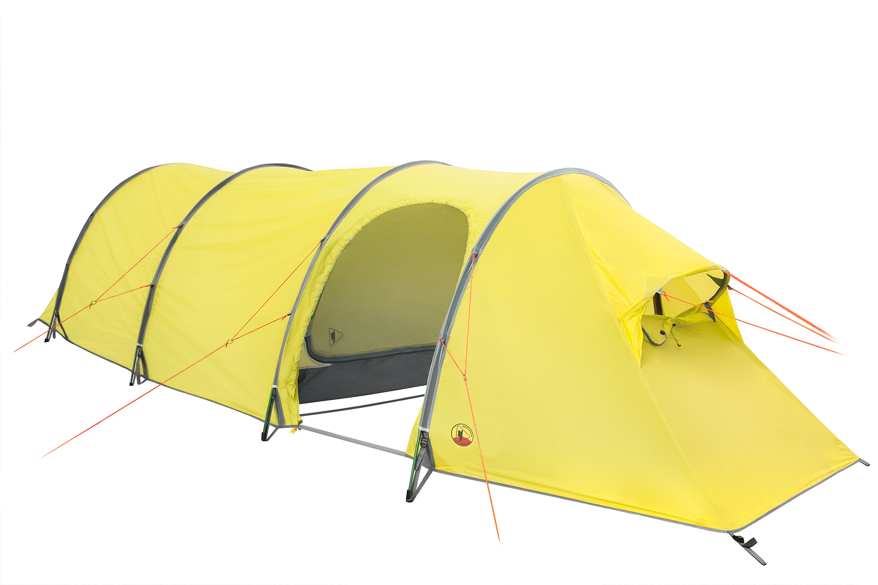 """Палатка BASK VOSTOK 3 1459Палатка предназначена для использования в условиях Арктики и Антарктики, для нижних базовых лагерей альпинистских экспедиций. Модель разработана совместно с """"Клубом 7 вершин"""".<br><br>Вентиляционные окна: 2<br>Вес (в минимальной комплектации): 4.65<br>Вес (в полной комплектации): 4.9<br>Ветрозащитные юбки: Нет<br>Внутренние карманы и петельки для мелочей: Да<br>Водостойкость дна: 6000<br>Водостойкость тента: 4000<br>Диаметр стоек каркаса: 9.5<br>Количество входов: 2<br>Количество мест: 3<br>Количество оттяжек: 4<br>Количество стоек каркаса: 4<br>Материал внешнего тента: 40D Nylon RipStop 240T SI/PU 4 000 мм, W/R<br>Материал внутренней палатки: 40D Nylon Ripstop 240T BR, W/R<br>Материал дна: 70D Nylon Taffeta 210T PU 6000 мм, W/R<br>Материал каркаса: диаметр 9.5 мм, DAC AL7001-T6<br>Назначение: экспедиционная<br>Обработка ткани палатки: Водоотталкивающая пропитка (W/R), дышащая<br>Обработка ткани тента: PU (внутренняя поверхность покрыта полиуретаном)<br>Подвесная полка: Да<br>Проклейка швов: Да<br>Противо москитная сетка: Да<br>Размер в упакованом виде: 25x60<br>Способ установки: тент и внутренняя палатка устанавливаются одновременно<br>Тип входа: на молнии<br>Цвет: ЗЕЛЕНЫЙ"""