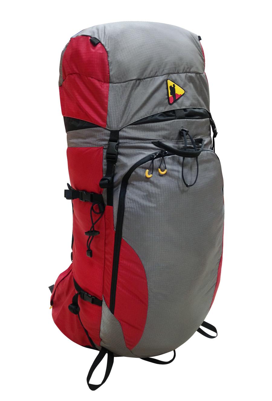 Рюкзак BASK BERG 80 4053Практичный рюкзак объёмом 80 л. Предусмотрен специальный вход на молнии со стороны спины для быстрого доступа.<br><br>Анатомическая конструкция спины и ремней: Да<br>Вентиляция спины: Да<br>Вес граммы: 2020<br>Внутренние карманы: Нет<br>Внутренняя перегородка: Нет<br>Возможность крепления сноуборда/скейтборда/лыж: Да<br>Грудной фиксатор: Да<br>Карман для средств связи: Нет<br>Карманы на поясе: Да<br>Клапан: Съемный<br>Накидка от дождя: Нет<br>Наружная навеска: Да<br>Наружные карманы: Да<br>Нижний вход: Нет<br>Объем л.: 80<br>Пол: унисекс<br>Регулировка объема: Да<br>Регулировка угла наклона пояса: Нет<br>Светоотражающий кант: Нет<br>Система подвески: система нижней подвески плечевых ремней «Актив»<br>Ткань: 100D Robic® Triple Rip 2000 мм Н2О UTS<br>Усиление: Cordura® 1000<br>Усиление дна: Да<br>Фурнитура: Duraflex®, YKK®<br>Размер INT: M<br>Цвет: КРАСНЫЙ