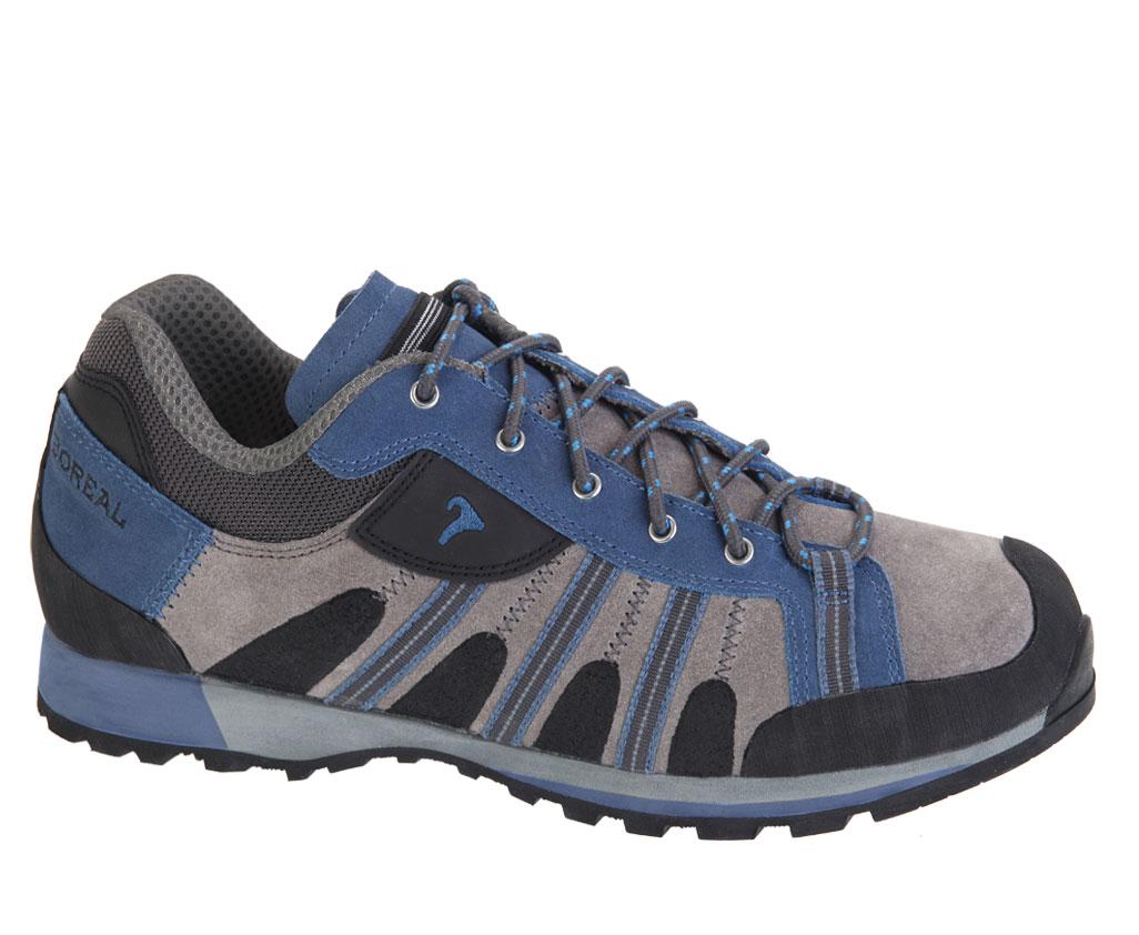 Кроссовки Boreal GRAVITY B32076Надежные кроссовки для подходов под скальные маршруты, несложного лазания, прогулок по пересеченной местности, повседневного использования в городе.<br><br>Вес пары размера 7 UK: 776<br>Материал верха: 2 мм кожа, ткань Teramida SL<br>Мембрана: Нет<br>Подошва: Vibram Friction<br>Пол: Унисекс<br>Промежуточная подошва: Boreal PXF<br>Система виброгашения: Да<br>Система отвода влаги: Нет<br>Утеплитель: Нет<br>Цельнокроеный верх: Нет<br>Размер RU: 43<br>Цвет: СЕРЫЙ