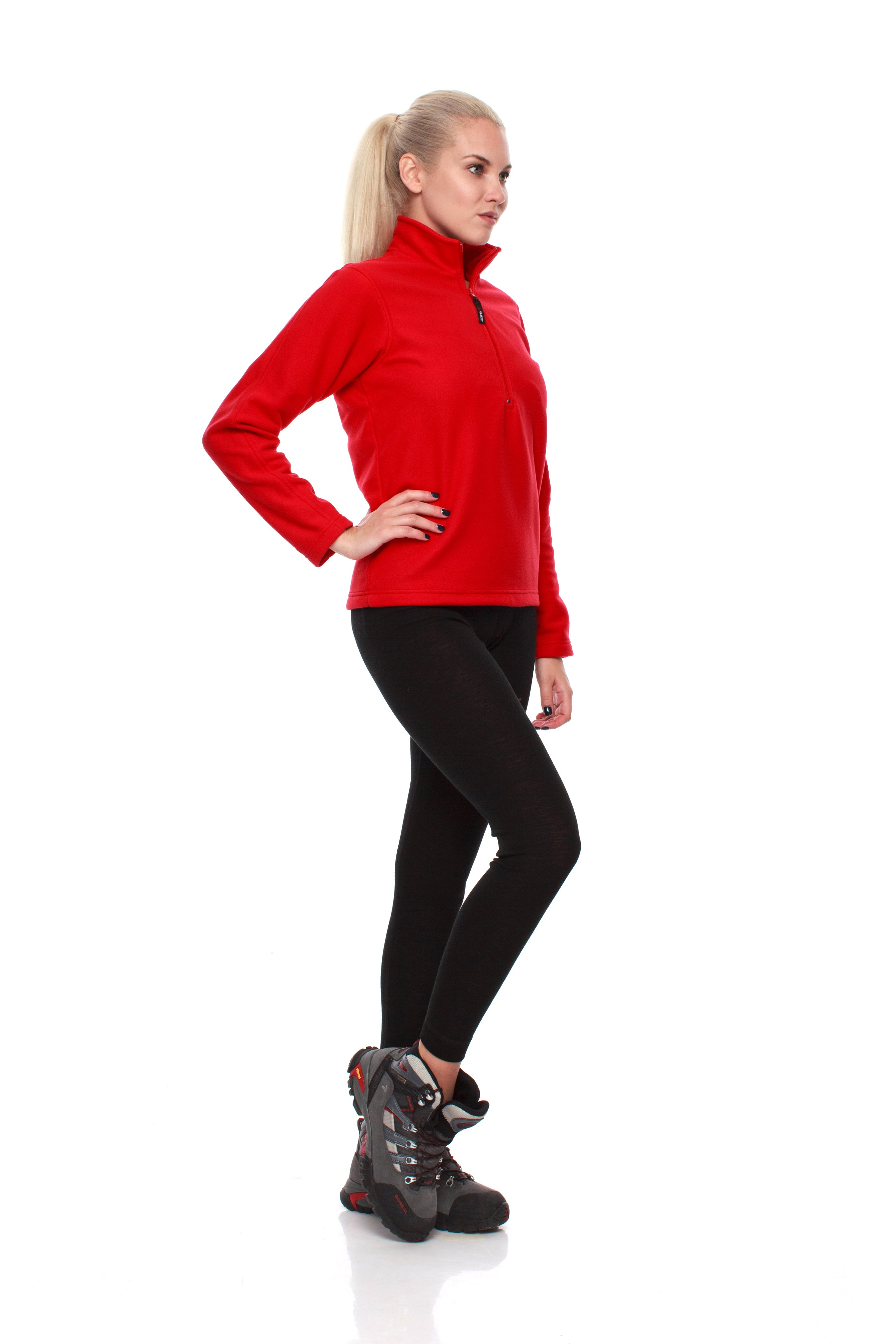Куртка BASK SCORPIO LJ V2 z1217bЖенский пуловер из тонкой, мягкой и приятной для кожи ткани. Может использоваться как нижний слой в одежде.<br><br>Ветрозащитная планка: Нет<br>Пол: Жен.<br>Регулировка вентиляции: Нет<br>Регулировка низа: Нет<br>Регулируемые вентиляционные отверстия: Нет<br>Усиление контактных зон: Нет<br>Размер INT: L<br>Цвет: КРАСНЫЙ