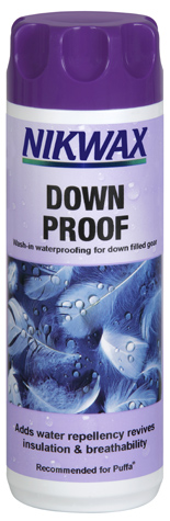 Водоотталкивающая пропитка Nikwax Down Proof 300 ml N24100