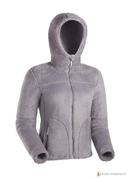 Куртка BASK MIRABEL JKT 3586Теплая элегантная женская куртка  подойдет покупательницам, предпочитающим активный отдых.<br><br>Верхняя ткань: Calamai Loft<br>Вес граммы: 520<br>Ветро-влагозащитные свойства верхней ткани: Нет<br>Ветрозащитная планка: Нет<br>Ветрозащитная юбка: Нет<br>Влагозащитные молнии: Нет<br>Внутренние манжеты: Нет<br>Дублирующий центральную молнию клапан: Нет<br>Защитный козырёк капюшона: Нет<br>Капюшон: несъемный<br>Карман для средств связи: Нет<br>Количество внешних карманов: 2<br>Объемный крой локтевой зоны: Да<br>Отстёгивающиеся рукава: Нет<br>Проклейка швов: Нет<br>Регулировка манжетов рукавов: Нет<br>Регулировка низа: Нет<br>Регулировка объёма капюшона: Нет<br>Регулировка талии: Нет<br>Регулируемые вентиляционные отверстия: Нет<br>Световозвращающая лента: Нет<br>Технология Thermal Welding: Нет<br>Технология швов: простые<br>Тип молнии: однозамковая<br>Усиление контактных зон: Нет<br>Размер INT: S<br>Цвет: СЕРЫЙ