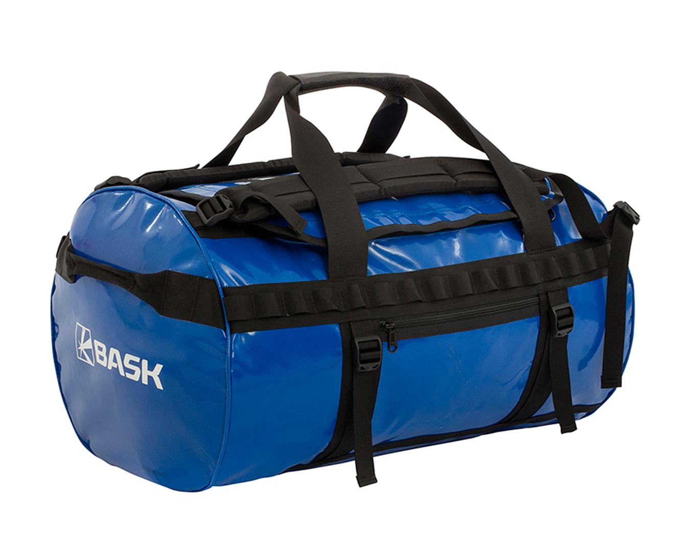 Сумка BASK TRANSPORT 120 V2 2312Сумки<br><br><br>Возможность переносить как рюкзак: Да<br>Материал изготовления: TEZA<br>Наличие плечевого ремня: Да<br>Объем: 120