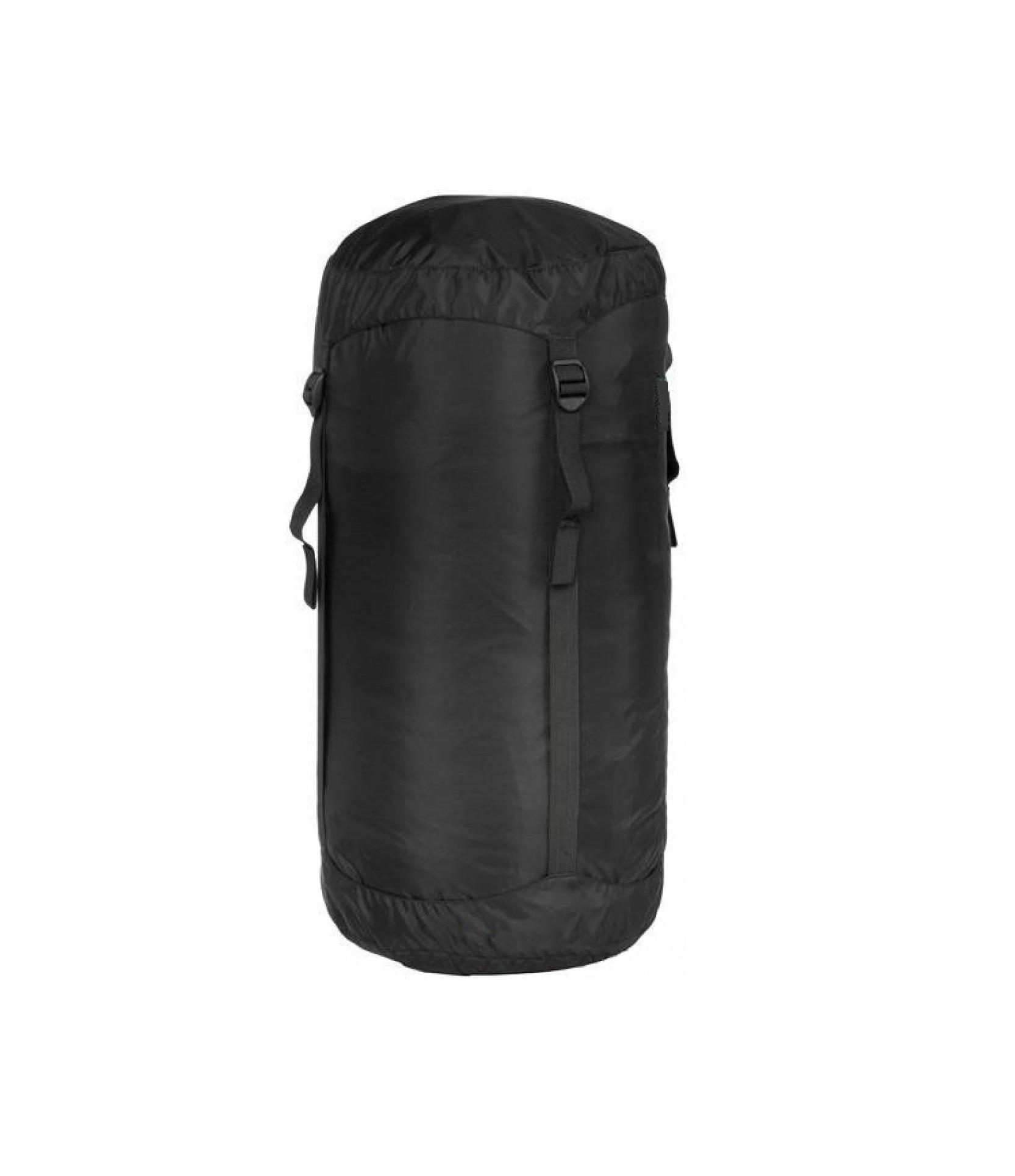 Компрессионный мешок BASK COMPRESSION BAG XL V2 3529Компрессионные мешки<br>Компрессионный мешок для транспортировки пуховых изделий и упаковки одежды, снаряжения. Незаменим для любых видов активности.<br><br>Верхняя ткань: полиэстер<br>Вес граммы: 0.210<br>Длина см.: 67<br>Материал: PolyOxford<br>Назначение: туристический<br>Подкладка: полиэстер<br>Пол: Унисекс<br>Размер: XL<br>Ширина см.: 28<br>Цвет: ЧЕРНЫЙ