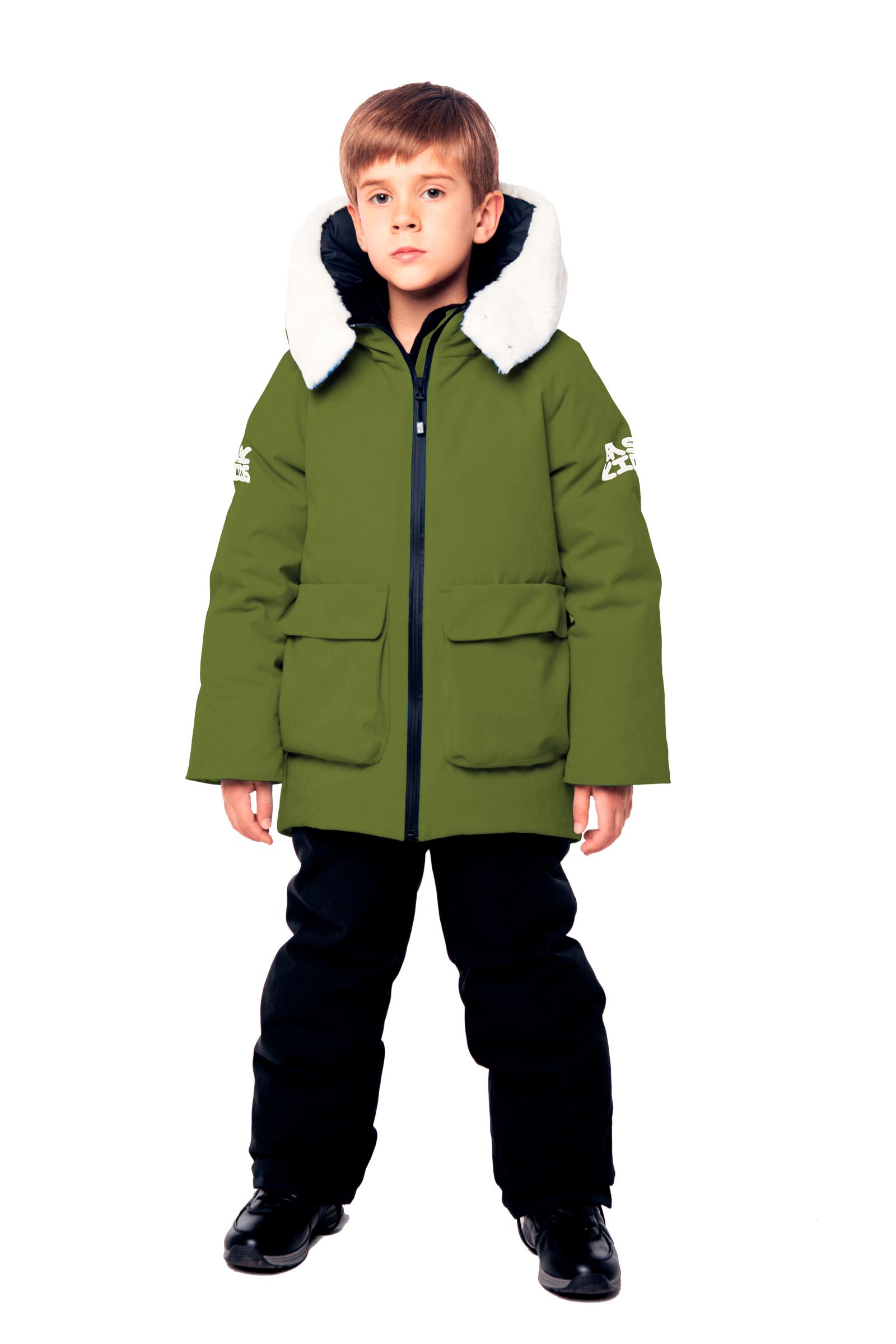 Куртка BASK kids, HYPE V2