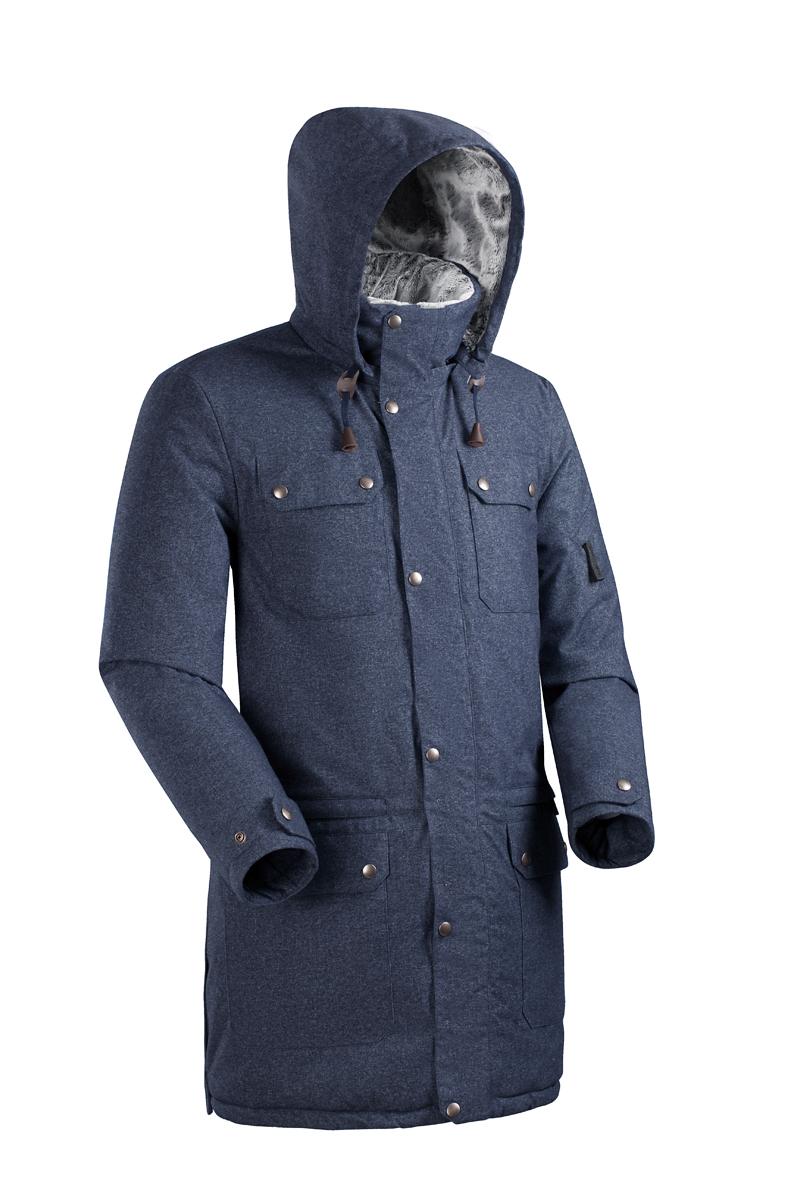 Пальто BASK SHL FORESTER 8001Зимнее мужское пальто для города на синтетическом утеплителе премиум-класса Shelter&amp;reg;Sport.<br><br>&quot;Дышащие&quot; свойства: Да<br>Верхняя ткань: Advance® Alaska Soft Melange<br>Вес граммы: 1435<br>Ветро-влагозащитные свойства верхней ткани: Да<br>Ветрозащитная планка: Да<br>Ветрозащитная юбка: Нет<br>Влагозащитные молнии: Нет<br>Внутренние манжеты: Нет<br>Внутренняя ткань: Advance® Classic<br>Водонепроницаемость: 10000<br>Дублирующий центральную молнию клапан: Да<br>Защитный козырёк капюшона: Нет<br>Капюшон: несъемный<br>Карман для средств связи: Да<br>Количество внешних карманов: 6<br>Количество внутренних карманов: 2<br>Коллекция: Pole to Pole<br>Мембрана: да<br>Объемный крой локтевой зоны: Да<br>Отстёгивающиеся рукава: Нет<br>Паропроницаемость: 5000<br>Пол: Муж.<br>Проклейка швов: Нет<br>Регулировка манжетов рукавов: Да<br>Регулировка низа: Нет<br>Регулировка объёма капюшона: Да<br>Регулировка талии: Да<br>Регулируемые вентиляционные отверстия: Нет<br>Световозвращающая лента: Нет<br>Температурный режим: -15<br>Технология Thermal Welding: Нет<br>Тип молнии: двухзамковая<br>Тип утеплителя: синтетический<br>Усиление контактных зон: Нет<br>Утеплитель: Shelter®Sport<br>Размер INT: M<br>Цвет: СЕРЫЙ