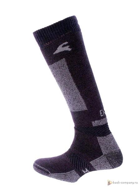 Носки Boreal EXPE TERMOLITE b680Удлиненные спортивные носки-гольфы плотного плетения для очень холодной погоды.<br><br>Внутренняя ткань: не применимо<br>Материал: 58% Thermolite; 28% Wool; 10% Polyamide; 2% Lycra; 2% Elastane<br>Пол: Унисекс<br>Усиление: неприменимо<br>Размер INT: L<br>Цвет: СИНИЙ