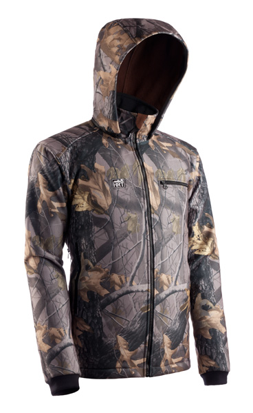 Куртка HRT TRAPPER JKT h2016jОхотничья куртка из ткани Resist&amp;reg; Soft Shell для весны и осени. Отличие от костюма WILD DUCK в наличии вентиляции в куртке плюс отстегивающийся капюшон.<br><br>Верхняя ткань: Resist® TechnoSoftshell<br>Вес граммы: 580<br>Ветро-влагозащитные свойства верхней ткани: Да<br>Ветрозащитная планка: Да<br>Ветрозащитная юбка: Нет<br>Влагозащитные молнии: Нет<br>Внутренние манжеты: Нет<br>Водонепроницаемость: 5000<br>Дублирующий центральную молнию клапан: Нет<br>Защитный козырёк капюшона: Нет<br>Капюшон: отстегивается<br>Карман для средств связи: Нет<br>Количество внешних карманов: 2<br>Лицензионная расцветка: Realtree®<br>Мембрана: Resist<br>Объемный крой локтевой зоны: Нет<br>Отстёгивающиеся рукава: Нет<br>Паропроницаемость: 5000<br>Пол: Унисекс<br>Проклейка швов: Нет<br>Регулировка манжетов рукавов: Нет<br>Регулировка низа: Нет<br>Регулировка объёма капюшона: Нет<br>Регулировка талии: Да<br>Регулируемые вентиляционные отверстия: Нет<br>Световозвращающая лента: Нет<br>Температурный режим: -10<br>Технология Thermal Welding: Нет<br>Технология швов: плоский шов<br>Тип молнии: двухзамковая<br>Усиление контактных зон: Нет<br>Размер INT: XL<br>Цвет: РАЗНОЦВЕТНЫЙ