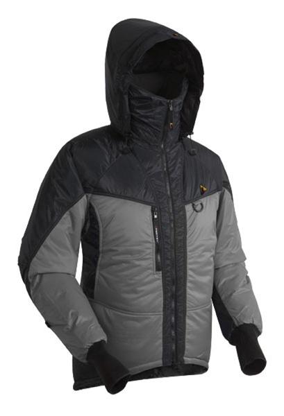 Куртка BASK SHL VALDEZ V2 1198aНовый вариант проверенной временем куртки VALDEZ на утеплителе Shelter&amp;reg; Sport. Прошла испытания в суровых условиях.<br><br>Верхняя ткань: Advance® Ecliptic<br>Вес граммы: 1400<br>Ветро-влагозащитные свойства верхней ткани: Да<br>Ветрозащитная планка: Да<br>Ветрозащитная юбка: Да<br>Влагозащитные молнии: Нет<br>Внутренние манжеты: Да<br>Внутренняя ткань: Advance® Classic<br>Водонепроницаемость: 1000<br>Дублирующий центральную молнию клапан: Нет<br>Защитный козырёк капюшона: Да<br>Капюшон: отстегивается<br>Карман для средств связи: Нет<br>Количество внешних карманов: 3<br>Количество внутренних карманов: 4<br>Мембрана: Advance MPC<br>Объемный крой локтевой зоны: Да<br>Отстёгивающиеся рукава: Нет<br>Паропроницаемость: 7000<br>Пол: Муж.<br>Проклейка швов: Нет<br>Регулировка манжетов рукавов: Нет<br>Регулировка низа: Да<br>Регулировка объёма капюшона: Да<br>Регулировка талии: Нет<br>Регулируемые вентиляционные отверстия: Нет<br>Световозвращающая лента: Нет<br>Температурный режим: -30<br>Технология Thermal Welding: Нет<br>Технология швов: Простые<br>Тип молнии: двухзамковая<br>Тип утеплителя: синтетический<br>Ткань усиления: Advance® Ecliptic<br>Усиление контактных зон: Да<br>Утеплитель: Shelter® Sport<br>Размер INT: XXL<br>Цвет: ЧЕРНЫЙ