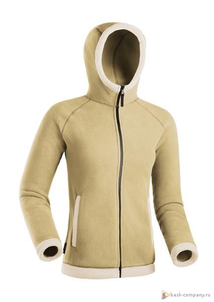 Куртка BASK GUDZON LADY 655aТёплая женская куртка из ткани Polartec&amp;reg; Classic&amp;reg;. Прочный наружный слой защищает от ветра; ворсистая внутренняя поверхность сохраняет тепло.<br><br>Боковые карманы: 2<br>Вес граммы: 650<br>Ветрозащитная планка: Да<br>Внутренние карманы: 2<br>Коллекция: POLARTEC<br>Материал: Polartec® Classic® 375<br>Материал усиления: нет<br>Пол: Жен.<br>Регулировка вентиляции: Нет<br>Регулировка низа: Да<br>Регулируемые вентиляционные отверстия: Нет<br>Тип молнии: однозамковая<br>Усиление контактных зон: Нет<br>Размер INT: XS<br>Цвет: ЗЕЛЕНЫЙ
