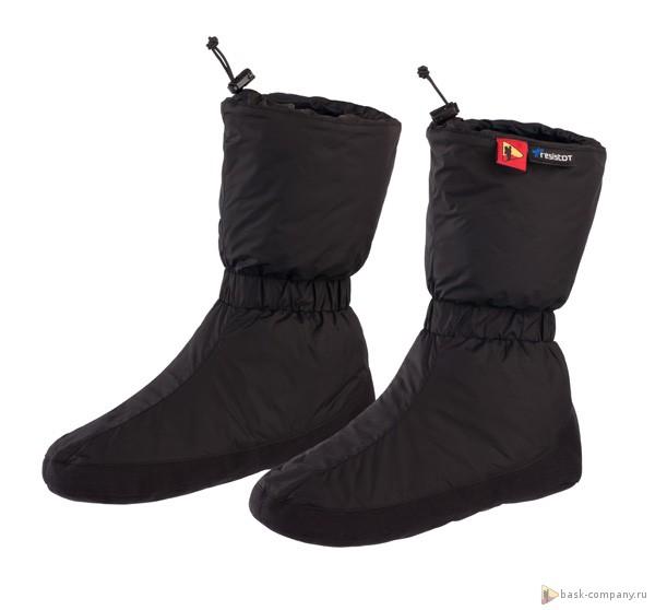 Носки BASK TUNDRA SOCKS V2 789bТеплые и удобные носки-чуни для холодных условий. Улучшенный дизайн и крой.<br><br>Вес граммы: 170<br>Внутренняя ткань: Resist-DT®<br>Материал: Resist-DT®<br>Пол: Унисекс<br>Усиление: Cordura® 1000<br>Утеплитель: Thinsulate<br>Размер INT: L<br>Цвет: ЧЕРНЫЙ